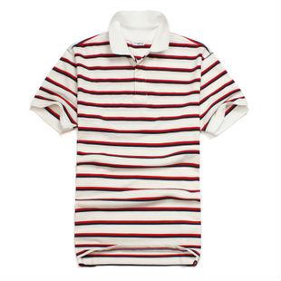 Polo t shirt kadar 80% kapalı/polo gömlek üreticisi Nanchang/çizgili polo erkekler için gömlek