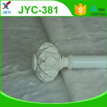 Hot selling retro style curtain finials, curtain pole, curtain rod