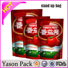Yasonpack cooking oil pouch liquid plastic pouch bag bag and pouch
