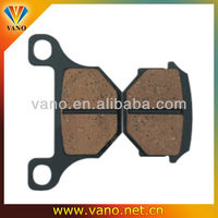 hot sale GS125 disc brake pad for motorcycle