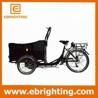 durable and pretty china manufacturer pedal cargo tricycle with best price