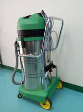 80L 3kw 220V stainless steel 80L vacuum cleaners for Restaurant and hotel