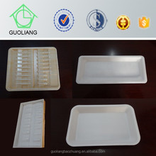 Made in China Assessed Supplier Customized Plastic Meat Tray Distributor