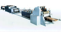 New style hot sell cement paper bag making machine