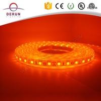 Beautiful 12v amber flexible 5050 waterproof led strip light