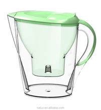 New design low negative ORP AOK-901 portable alkaline water filter pitcher