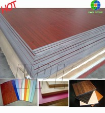 hot sale hpl plywood and formica faced colours plywood