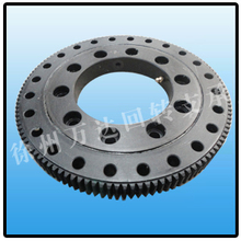 Four Point Contact Feature and Nogeared Gear Options Single-Row Slewing Rings 010.20.342
