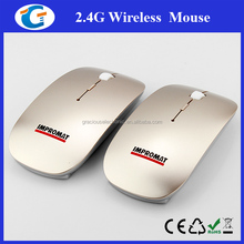 Ultra Slim Wireless high quality Mouse for pc/laptop