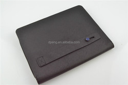 Promotional PU leather belt clip case for 7 inch tablet pc