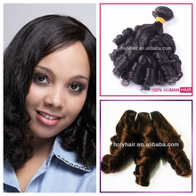 2015 New arrival top quality 100% virgin dr miracle hair from hair factory