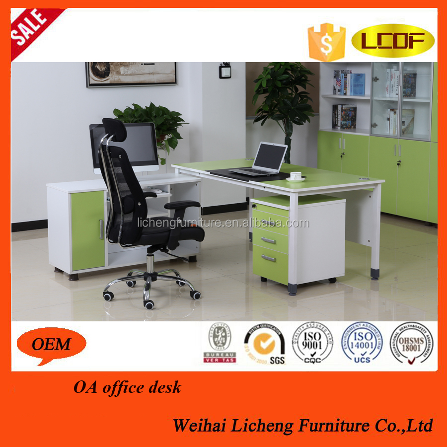 New design modern comfortable desk office furniture china