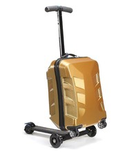 Special best quality china manufacturer high quality colorful scooter luggage