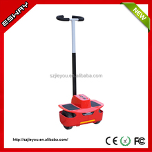 Newest type ES03 CE/RoHS/FCC approved chariot extreme adult snow kick ski scooter with 2 front small wheels motorcycle