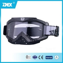 Water Transfer Printing MX Goggles,Logo Custom Anti-slip Racing Motorcross Goggle,Off Road Goggle