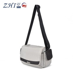 New style BSCI directly factory canvas Camera Bag portable fashion travel photo bags for people