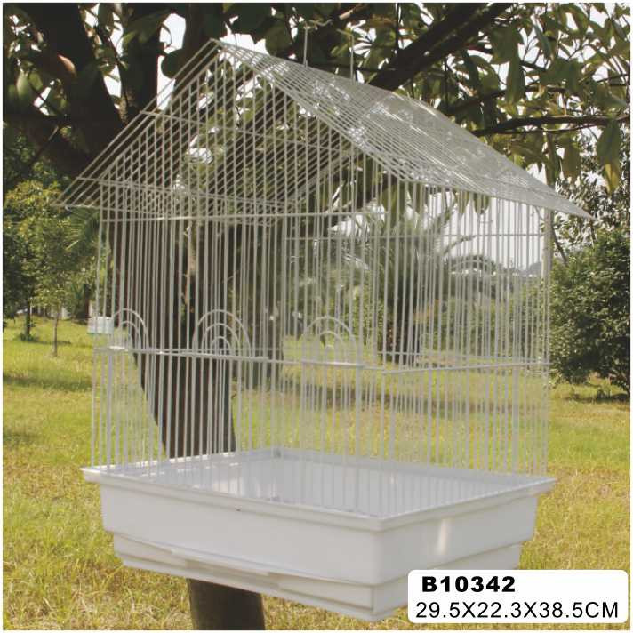 New design bird breeding cage