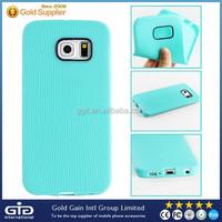 Celular Lasherweave TPU Case For Samsung S6 Cover