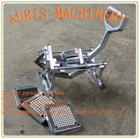 Lightweight portable small model potato chips cutter with a wholesale price