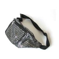 2015 New Fashion Women Sequin Sport Waist Bag