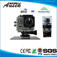 2015 New Arrival Full HD 1080P 16MP digital video sports camera with 4k resolution