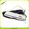 Factory Wholesale LED Backlight Wired USB Gaming Mechanical Keyboard Professional LED Gaming Keyboard