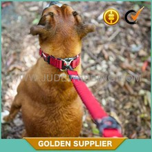 factory OEM reflective D ring double-layered collar dog