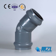 High quality promotional pvc rubber ring fitting