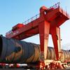direct gantry crane manufacturers stock yard double girder gantry crane