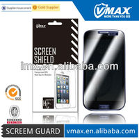180 Degree Secret screen protector for Samsung galaxy s3 oem/odm (Privacy)