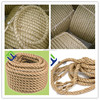 Natural jute/sisal/manila rope in mooring/ manila rope