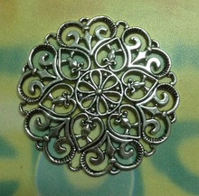 Zinc alloy big flower