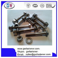 ASTM A325 A2-70 stainless steel hex bolts