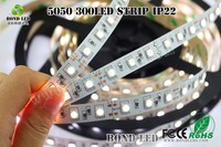 SMD5050 60pcs/m LED Flex strip long life time led strip light,high quality alibaba china,transformer led