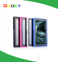 "Multi-Color 7"" Google Android 4.4 Quad Core Dual Cameras 8GB Tablet PC"