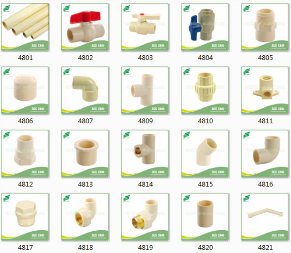 Pvc Pipe Fittings Catalogue China Electrical Pvc Pipe