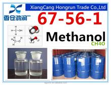 Methanol CAS :67-56-1, Wood alcohol