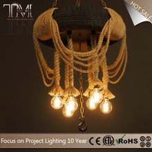 Industry Style Pendant Lamp for Tire Style Pendant Light