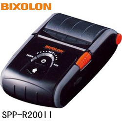 58MM mobile bluetooth wireless thermal receipt printer Bixolon SPP-R200II