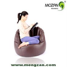 2013 new design Leisure PU beanbag sofa,beanbag chair,beanbag bed