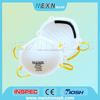 FFP2 Carton Dust Mask for Personal Protection Use for industry