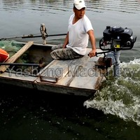 Reliable Performance 4 stroke outboard marine engine low price