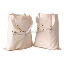 Reusable 100% cotton foldable shopping bag, foldable shopping tote bag cotton, cotton foldable shopping handbag