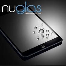 Bubble free nano coating tempered glass screen protector for ipad mini