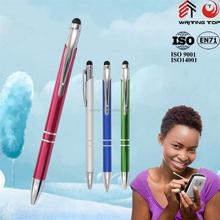 Good quality pen promotional metal stylus pen