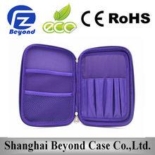 Hot sale purple pencil case