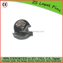 Free artwork design custom quality Jacksonville Jaguars Pins