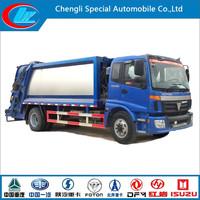 4*2 Foton Compactor Mini Garbage Trucks for Sale Foton Mini Garbage Trucks for Sale Foton Compressed Garbage Trucks for Sale