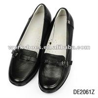 pictures of women wedge fancy leather dress shoes size 43