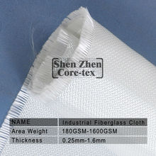 fire resistance glass fabric wrapping material